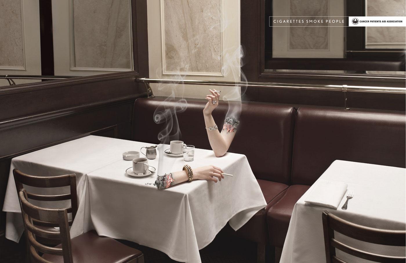 Papierosy palą ludzi